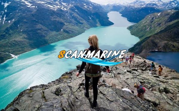 Язык тролля и многое другое! Норвежские Фьорды с выездом из Кишинева от 600 евро!
