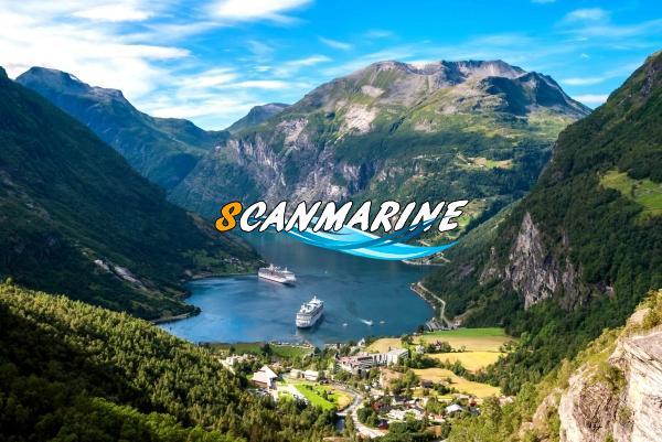 ВПЕРВЫЕ??? всего за 660€ тур по 5 странам Норвегия, Финляндия, Латвия, Белоруссия и Россия!