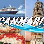 Осенний круиз #2 от Five Stars Travel Agency!! 8 дней! Италия, Испания , и Франция!!