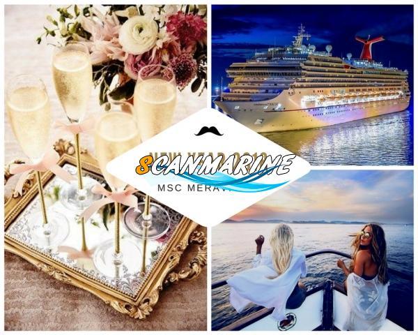 Встречайте НОВЫЙ ГОД на новом лайнере MSC MERAVIGLIA!!